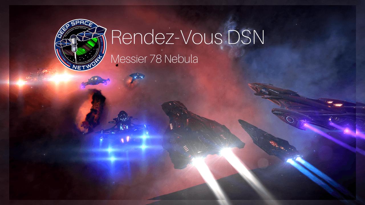 RDV DSN #1 Messier 78 Nebula